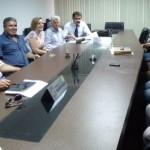 Manhuaçu-Diretora de Cultura se reune com vereadores.