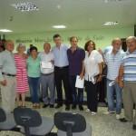 Escritório da EMATER Divino comemora 50 anos.