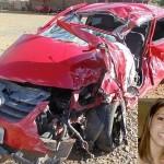 Psicóloga de Divino morre em acidente na BR-116.