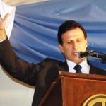 Justiça bloqueia bens do prefeito de Carangola.