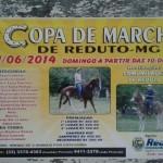 1ª  Copa de Marcha de Reduto - MG.