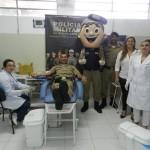"""""""47º BPM Promove 2ª Campanha Doe Sangue – Resgate uma vida"""""""