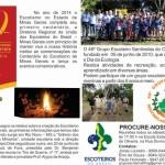 Centenário do escotismo em Minas Gerais.