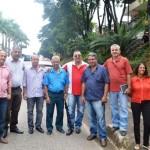 Manhuaçu-Vereadores buscam segurança para pedestres na rodovia.