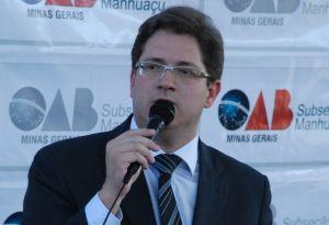 Presidente da OAB Manhuaçu propõe criação de Secretaria de Segurança, Trânsito e Transporte.