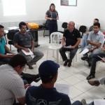 Saneamento Básico em Luisburgo: reunião define metas para o município.