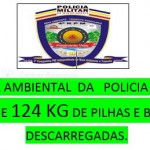 1ª Gincana  Ambiental da Policia Ambiental de  Carangola.