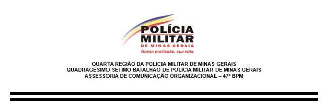 Ocorrências policiais em destaque-28 de agosto- Carangola  e Região.