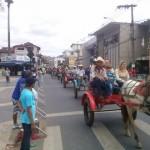 2ª Cavalgada da República Manhuassú percorre as ruas do Município.