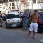 Polícia Militar de Carangola prende autores de tentativa de duplo-homicídio.
