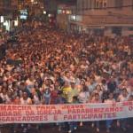 Feira da Paz em Manhuaçu foi um sucesso!!!