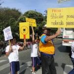 75ª Cia PM de Carangola e CONSEP encerram as atividades da Semana Nacional do Trânsito.