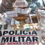 Ocorrências policiais em destaque-02 e 03 de setembro-Carangola e Região.