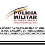 Ocorrências policiais 09 de outubro de 2014-Muriaé.