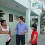 Pacientes sofrem com falta de ortopedistas na UPA/ Manhuaçu
