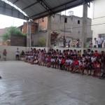 """""""47º BPM comemora Dia das Crianças em Escola Pública."""""""
