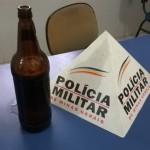 Venda de bebida alcoólica durante eleições acaba em prisão.