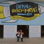 Manhuaçu-Secretaria Municipal de Cultura participa da Bienal do Livro em Belo Horizonte.