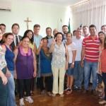 Manhuaçu-Clovis Dornelas é empossado novo diretor da Superintendência Regional de Ensino.