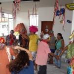 Manhumirim: Caps Folia traz a alegria do carnaval para usuários do CAPS-I.
