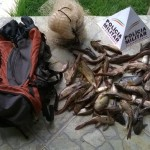 PM de Reduto apreende pesca irregular durante Piracema.