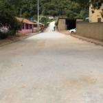 Obras de pavimentação do Distrito de São Manoel do Boi estão avançadas.