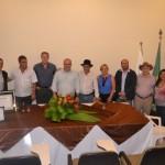 Manhuaçu - Secretária de Cultura participa da posse da  nova diretoria do Circuito Pico da Bandeira.