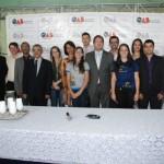 """Manhumirim recebe etapa do projeto """"OAB vai à Escola""""."""