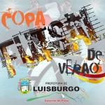 Luisburgo realiza Copa Futsal de Verão.
