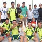 Meninos da Vila levam a Taça na Copa Futsal de Verão em Luisburgo.