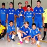 Chelsea é campeão mirim da Copa Futsal de Verão em Luisburgo.