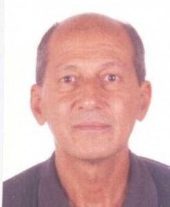 taxista José Ari Moreira da Silva