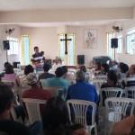 Secretário de Agricultura reúne-se com feirantes de Manhuaçu.