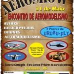 6º Aeroshow - Encontro de Aeromodelismo - Carangola.