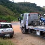 PM de Reduto recupera dois veículos furtados.