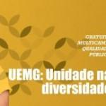 UEMG divulga realização de Vestibular 2015 para o 2º semestre.