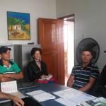 Reunião acerta detalhes do Concurso de Qualidade do Café de Palmeirinha.