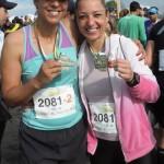 Atleta representa Luisburgo na 32ª Maratona Internacional de Porto Alegre.