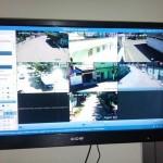 Ruas de Caiana passam a ser monitoradas por câmeras.