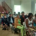 Dia de atividades e brindes na 3ª Festa do Trabalhador Rural em Pedra Dourada.