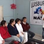 Luisburgo comemora o Dia mundial do doador de sangue.