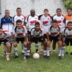 Goleadas marcam início do Torneio Giribita 2015.
