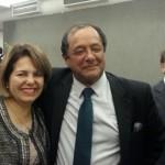 Manhuaçu - Prefeita prestigia posse da nova Presidência do TRE-MG.