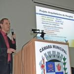 Governo de Manhuaçu apresenta projeto do Hospital Regional.
