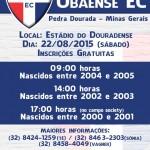 Prefeitura realiza Peneira do Ubaense