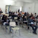 Curso da Ascon tem grande participação de profissionais da região.
