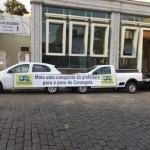 Prefeitura de Carangola realiza aquisição de mais 02 veículos 0KM.