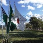 Abertura oficial do XVI campeonato rural de futebol e inauguração do campo em São Bento.