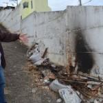 Governo Municipal  esclarece denúncias sobre queimadas no cemitério.
