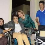 Manhumirim: Prefeitura adquire cadeiras de rodas motorizadas.